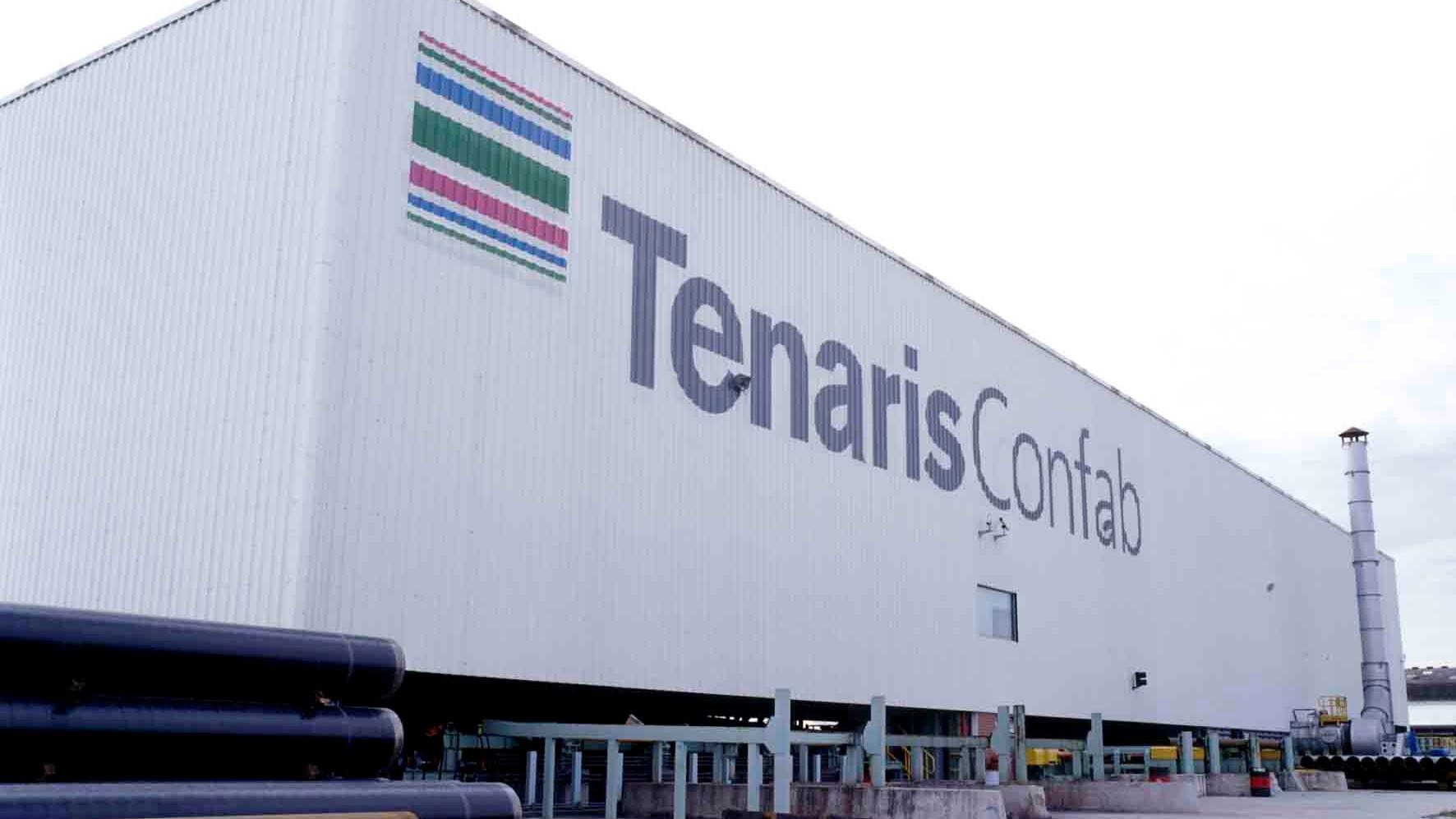 02.05 - Tenaris - Foto 1 - Capa